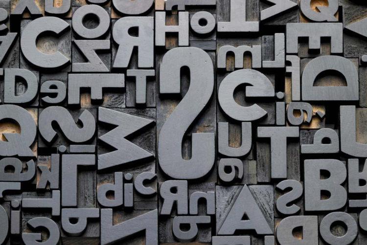 Typografia w projektowaniu graficznym