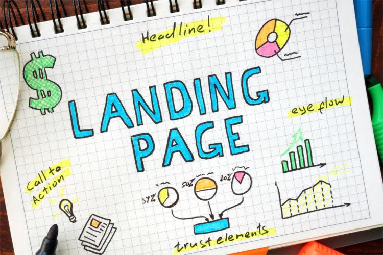 Dedykowany Landing Page