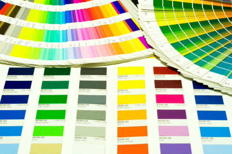 CMYK, RGB, PANTONE – różnice w przestrzeniach barw
